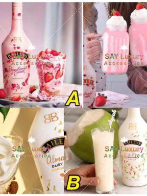 【Baileys 草莓奶酒/杏仁甜奶酒 (700ml)】