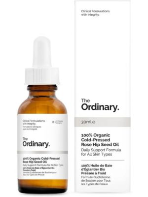 加拿大 The Ordinary 100% Organic Cold-Pressed Rose Hip Seed Oil 有機玫瑰🌹果油 30m