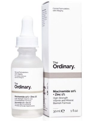 THE ORDINARY NIACINAMIDE 10% + ZINC 1% B3收毛孔去印 30mL