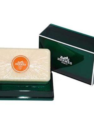Hermès 愛馬仕D'Orange Verte橘綠之泉香皂🧼(1套2件)